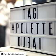 #Repost @dubaifashionnews  New Article in the magazine! @polette.dubai opened its door and we recommend you go and visit it. Read why and where it is in the link on the bio.  #fashion #uaeblogger #dubaiblogger #dubai #dubaipr #mydubai #dubaifashionnews #dubaifashionblogger #fashionblogger #esmod #beautiful #shopping #emergingdesigners #emergingdesigner #talent #creativity #fashionphotography #magazine #dubaimagazine #conceptstore #canellahostal #polettedubai