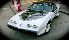 1980 indy pace car