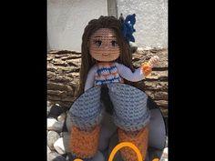 Como tejer zapatos muñeca Paola amigurumi By Petus CUARTA PARTE 4/7 - YouTube Try It Free, Crochet Dolls, Diy, Teddy Bear, Make It Yourself, Crocheted Toys, Amigurumi Doll, Crochet Carpet, Tricot