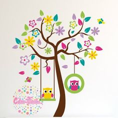 Owl Coloring Pages, Birthday Tutu, Baby Center, Baby Prints, Tree Art, Diy And Crafts, Symbols, Wall Art, Drawings