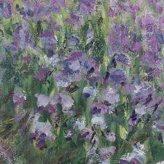 Claude Monet ~ Irises | Garden Art