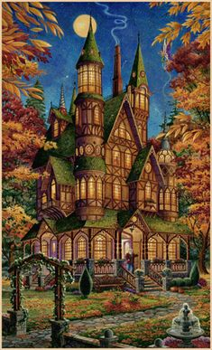 Randal Spangler Autumn Magic