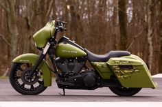 """WAR BIRD"" Military Bagger 