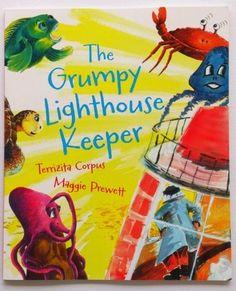 The Grumpy Lighthouse Keeper