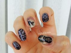PinNails: Noche de Halloween Nails
