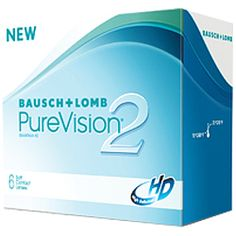 Purevision 2 HD (High Definition) Contact Lenses
