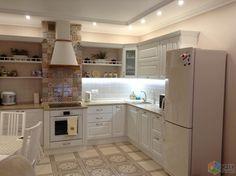 Дизайн кухни, красивые кухни фото