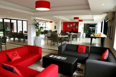 Lounge area -The Life Hotel Ballito. Quote and book   http://www.south-african-hotels.com/hotels/life-hotel-ballito/