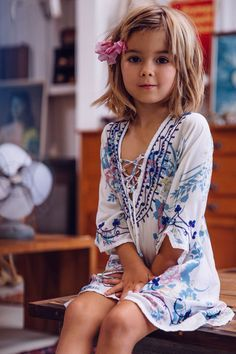 Pinterest @MagicMatriarch Long Bob. My 3 year old daughter just got this haircut today, so cute!! Cut off 6-8 inches, she had hair down to her hips! #hair #toddlerhair #haircut