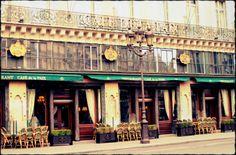 opulent doors - Cafe De La Pain