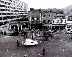 The Worst atrocity of The Troubles - Skibbereen Eagle Dublin Street, Dublin City, Old Pictures, Old Photos, Northern Ireland Troubles, Images Of Ireland, Iconic Photos, Emerald Isle