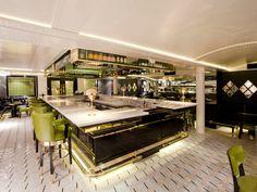 Piccolino Cicchetti, Winner Restaurant & Bar Design Award Multiple Restaurant 2012/13 Robert Angell Design International