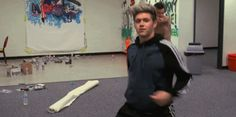 And this dance move. | 30 Times Niall Horan Was The Most Perfect Member Of One Direction In 2013