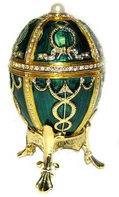 Пасхальное яйцо от Фаберже
