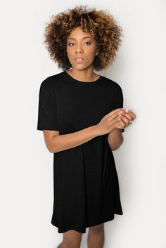 Custom Tee Dress