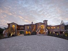 Italian Country House- Where Rick Ross would host a party of luxury for a king.