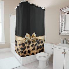 Leopard Bedroom Decor, Leopard Room, Leopard Decor, Glam Bedroom, Leopard Prints, Bedroom Black, Master Bedroom, Cheetah Print Bathroom, Animal Print Bedroom