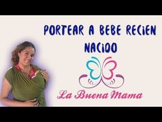 Como portear a bebe recien nacido -Fular Semirigido- - YouTube Babyshower, Journal, Youtube, Kangaroo Baby, Maternity Styles, Pregnancy, Plush, Tejido, Headscarves