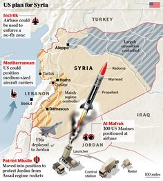 US troops on Syria border as Obama arms rebels | The Times