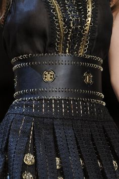 Paco Rabanne at Paris Fashion Week Spring 2013