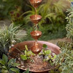A must have for the garden. Use the natural resource & save some on the water bill.