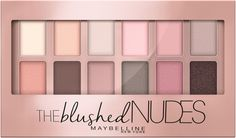 Maybelline The Blushed Nudes Palette Ulta.com - Cosmetics, Fragrance, Salon and Beauty Gifts