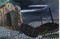 Georges Braque - The Three Boats, 1929
