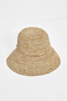TEA FANNY HAT