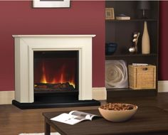 Celsi Electristove XD Glass 1 Electric Stove Fireplace stores