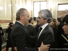 Última despedida al expresidente del Gobierno Adolfo Suárez, un gran político y, lo más importante, mejor persona