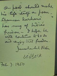 The diary of Mahadev Desai