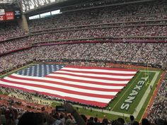 My family and I attended the 9/11, 2011Texans Football game and caught awesome pictures.