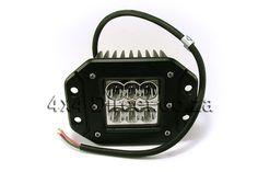 bumper light square