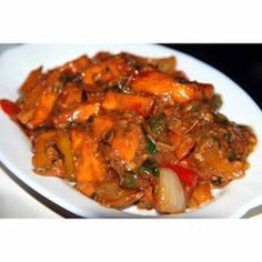 Buy ingredients for Chilli Paneer online from Spices of India - The UK& leading Indian Grocer. Free delivery on Chilli Paneer Ingredients (conditions apply). Indian Veg Recipes, Paneer Recipes, Curry Recipes, Asian Recipes, Vegetarian Recipes, Cooking Recipes, Indian Snacks, Vegetarian Curry, Kitchens