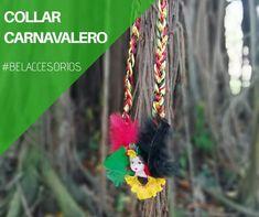 Collar Carnavalero #garavato  #quienloviveesquienlogoza  #diseñosunicosyeconomicos Foto: @rochytp