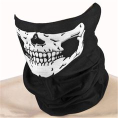 >> Click to Buy << Hot Sell The Latest Skull head Bandana Helmet Neck Face Mask Paintball Halloween Gife Wholesale CC0028 #Affiliate
