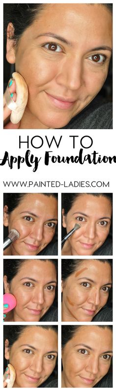 Shelia shows you how to apply foundation in 6 steps using our Illuminating Primer + Cream Concealer! #CoverFX