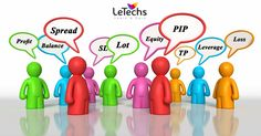 Forex Trading Terminologies: PIP, Spread, Lot size or Volume, Leverage, Profit or Loss, Balance, Equity, Margin, Free Margin, Stop loss, Take profit - LeTechs