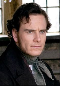 "Michael Fassbender as Mr. Rochester - ""Jane Eyre"" (2011). Scowl."