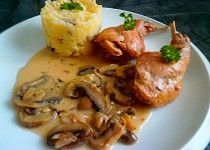 Czech Recipes, Top Recipes, Food And Drink, Pork, Chicken, Meat, Czech Food, Foods, Fitness