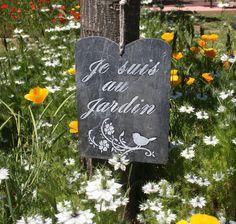 panneau de jardin humoristique jardinage pinterest panneau de jardin panneau et jardins. Black Bedroom Furniture Sets. Home Design Ideas
