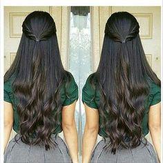 #cabeloslongos #lindo