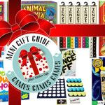 Mel's Mini Holiday Gift Guide: Games, Games, Games!