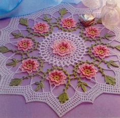 .love  Wow! I made this doily many years ago. It's how I taught myself how to read crochet instructions in English  - my aunt had taught me how to crochet when I was younger but not the names of the stitches. Once you learn it's easy to translate any pattern be it French, Portuguese, Spanish, Italian.....