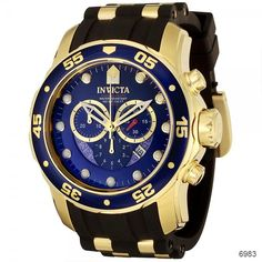 Invicta Pro Diver Swiss Quartz XL Chronograph | 6983