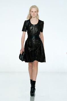 Fall 2012 RTW, Designer: ICB, Model: Hanne Gaby Odiele