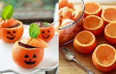 Pensando no que servir em uma festa de Halloween? Nós te mostramos receitas bem fáceis.