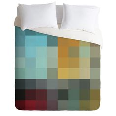 Madart Inc. Refreshing 2 Duvet Cover | DENY Designs Home Accessories