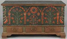 berks county dower chest, $561,6000 (record breaking)