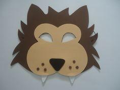 mascara de lobo feroz - Buscar con Google
